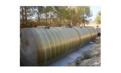 Biojet - Compact Sewage Plant