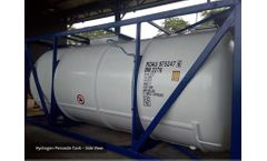 Non-Standard Specification Tank Containers