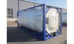Multi Purpose Tank Containers
