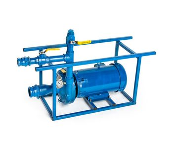 Wastewater Evaporator Pump Systems