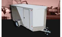 Express - Aluminum Cargo Trailers