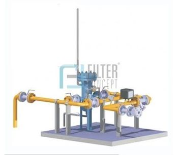 Metering Skid Filtration Systems