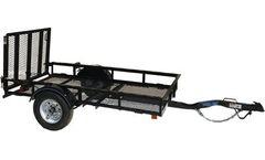 Model DERBY JR 15 - Single Axle Trailer