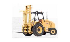 Harlo - Model HP5000 - Rough Terrain Forklift