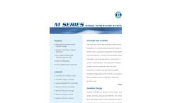 Model M Series - Modular Ozone Generators- Brochure
