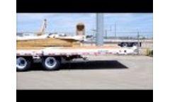 TrailMax GTD 24 HT Hydraulic Full Tail Video