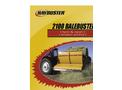 Haybuster - Model CMF-710 - Vertical Mixer- Brochure