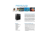 AEROUS Oxygen Concentrator Specifications Sheet