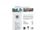 Microzone 300 Series Ozone Systems Specifications Sheet