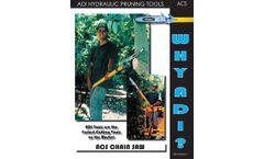 TOL - Model ACS - Chain Saw - Brochure