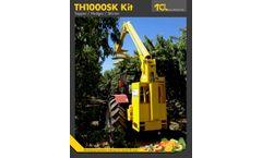 TOL - Model TH1000SK Kit - Pruning Machines Topper / Hedger/ Skirter - Brochure