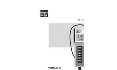 60 Handheld pH and Temperature System Operations Manual