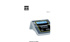5000 and 5100 Dissolved Oxygen Temperature Operations Manual