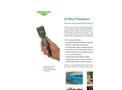 pH10A pH/Temperature Pen Specifications