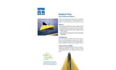 Standard V-Fins Specification Sheets
