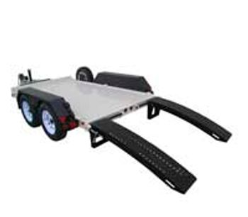Andersen - Model E & T Series - Tag Equipment Trailers