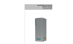OZ-LC - Air-Cooled Ozone Generator Brochure