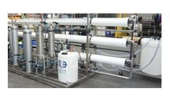 Tresch - Osmosis-Purified Water Production Units