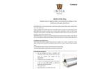 Bioflying - IP65 - Stainless Steel UV-light Fly Catcher - Brochure