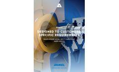 Andritz - Model ASPM Series - Multi-Stage Axial Split Case Pump - Brochure