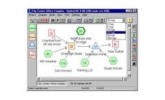 HydroCAD - Version 9.0 - Reports, Calculations & Operating Software