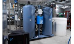 Eurowater - Softening Units for Removal of Hardness