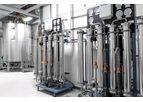 Eurowater - Double Pass Reverse Osmosis Units