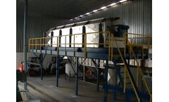 PT&M - Model IDTS - Vibratory Screens for Solids Separation