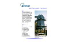 Envitech - Wet Electrostatic Precipitator (WESP) Brochure