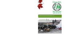 Nelson Environmental RemediationBrochure - French