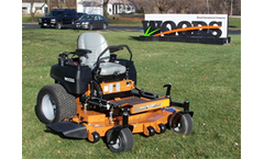 Mid-Mount O-Turn Lawn Mower