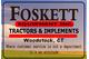 Foskett Equipment