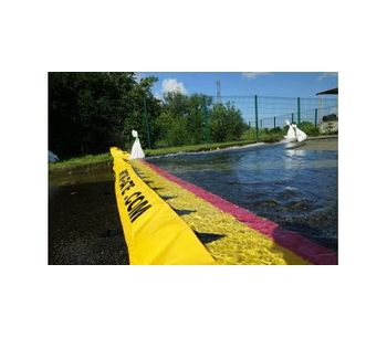 Water-Gate - Model WL - Flood Control Barrier