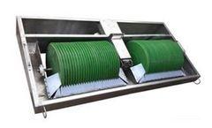 Visco - Floating Drum Type Oil Skimmer