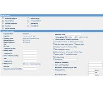 webPOTW  - Wastewater Pre-Treatment Compliance