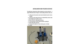 Air Blower and Figure Brochure