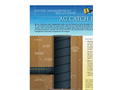Ag Catch - Subsurface Water Management System Brochure