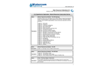 Water Resources Publications Software- Brochure