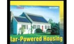 Commercial - Sharp Solar 2010 - Video