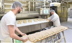 Wastewater treatment plants for bakeries