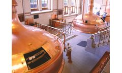 Wastewater treatment plants for breweries