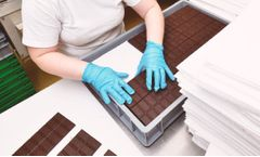 Wastewater treatment plants for confectionery and chocolate production