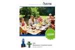 ATB Wastewater Treatment Plants Group Solutions - Brochure