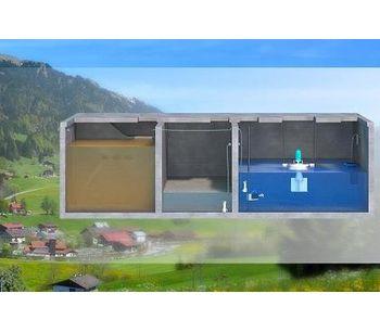 AQUAmax - Model Pro XXL - Semi-Central Wastewater Treatment