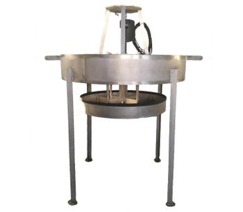 ATB - Model CWE-EMC - Stainless Steel Decanter