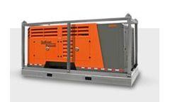 Sullivan - Model D - Offshore Portable Compressor