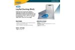 Dri-Eaz - Layflat Ducting (Roll) - Spec Sheet