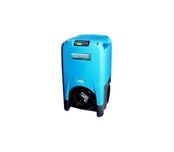 Dri-Eaz - Model LGR 3500i - Portable Dehumidifier
