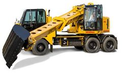 Speed Wheeled Excavators