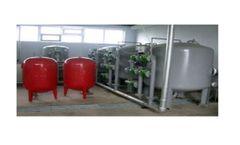 ENTA - Iron and Manganese Filters